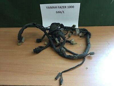 <em>YAMAHA</em> FAZER 1000 WIRING LOOM HARNESS BREAKING SPARES FZ1000