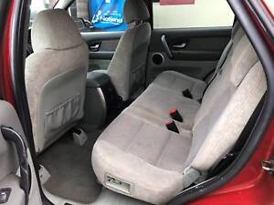 2005 Ford Territory SUV Maidstone Maribyrnong Area Preview