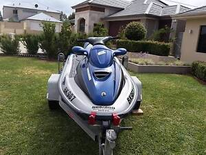 2001 Seadoo GTX DI Jetski, 3 Seater In Immaculate Condition Burns Beach Joondalup Area Preview