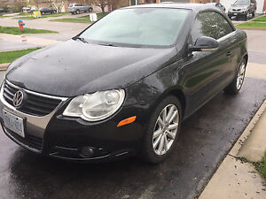 2008 Volkswagen Eos HardTop Retractable Convertible - 6 Speed