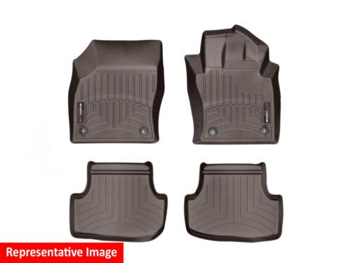 Black 2018 WeatherTech Floor Mats FloorLiner for Audi A5//S5 Coupe