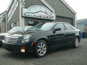 2003 Cadillac CTS Sport 3.2L 24v Toit, Cuir BMW MERCEDES AUDI