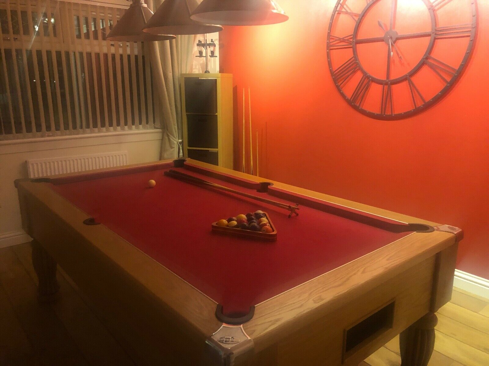 DPT Pool Table