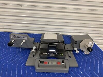 Gepe S-t Imaging St Film Microfilm Scanner W Uc9 Universal Carrier Stimaging