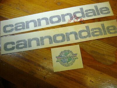 20pcs for $12.99   FREE SHIPPING//CHOOSE COLOR CANNONDALE  BICYCLE DECAL KITS