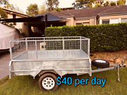 Trailer hire rental $40 per day Pacific Pines Gold Coast City Preview