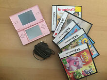 Pink Nintendo DS & Game Pack Whitfield Cairns City Preview