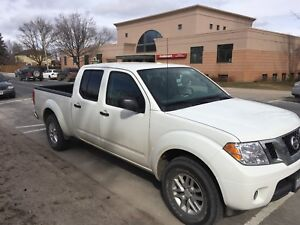 Almost Brand New Nissan Frontier SV 4x4