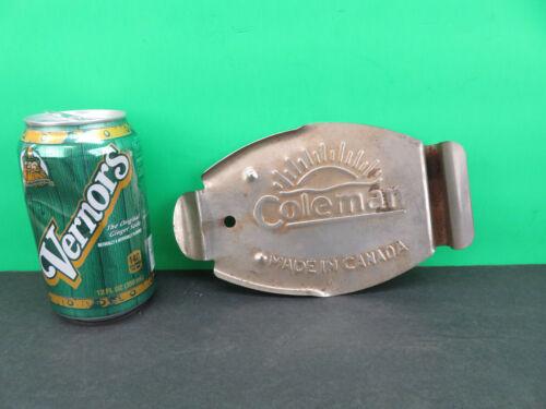 Coleman Iron Parts Canadian Embossed Trivet Nice Shape