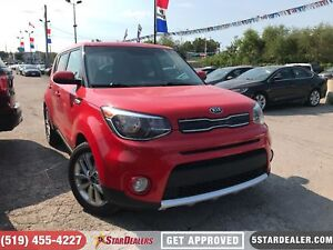 2018 Kia Soul EX | 1OWNER | CAM | HEATED SEATS
