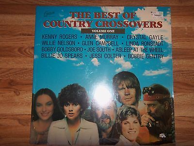 Shrink  Best Of Country Crossovers  Volume 1  Various Vinyl Lp Record  1979