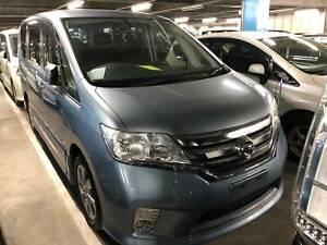 NISSAN SERENA HIGHWAY STAR ( 7 & 8 Seats) ( 3191) Williamstown North Hobsons Bay Area Preview