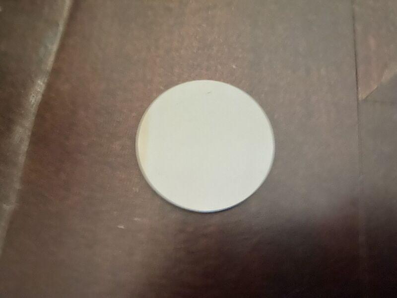 Germanium window Optical germanium window / lens Diameter 42mm Thermal Imaging