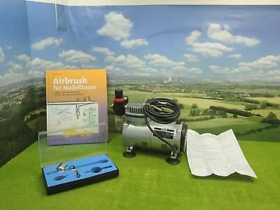 Airbrush für Modellbauer Model BD Airbrush mit Spritzpistole (GK) D0868