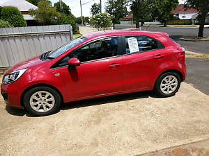 2011 Kia Rio Hatchback Narromine Narromine Area Preview