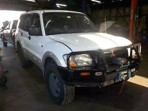 WRECKING 2002 MITSUBISHI PAJERO V6 3.5L AUTO North St Marys Penrith Area Preview