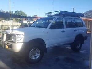 2001 Toyota LandCruiser Wagon Mayfield Launceston Area Preview