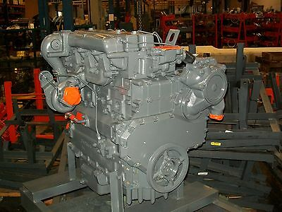 Caterpillar 3054e - Remanufactured Engine Bandit Chippers
