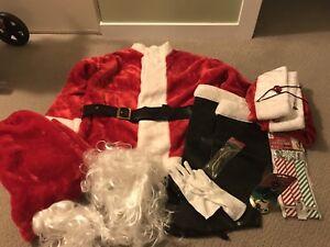 Large Santa suit