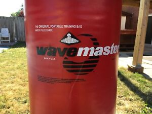 Wave Master Adjustable Boxing/Kick stand A+