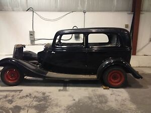 1934 ford (( rust free ))