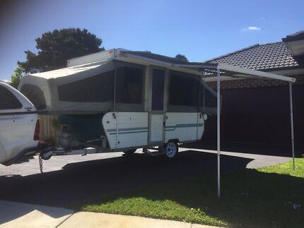 Jayco dove 1990 camper caravan trailer