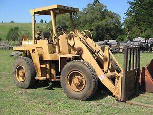 Loader - Toyota Job Fighter with forks & bucket Boonah Ipswich South Preview