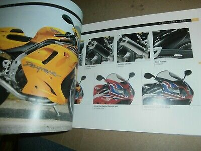2004 Triumph Motorcycle Accessories & Clothing Catalog