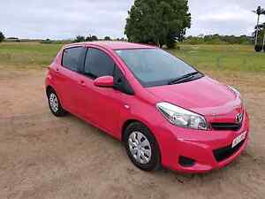 2012 Toyota Yaris hatchback YR Townsville Townsville City Preview