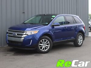 2013 Ford Edge SEL AWD | PANORAMIC SUNROOF | HEATED LEATHER