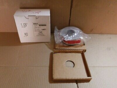 Brady 1.125 Red Vinyl Label Globalmark B595 Tape 113121 Cartridge