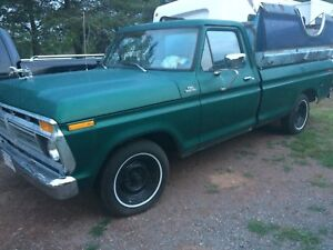 1977 ford f100 custome