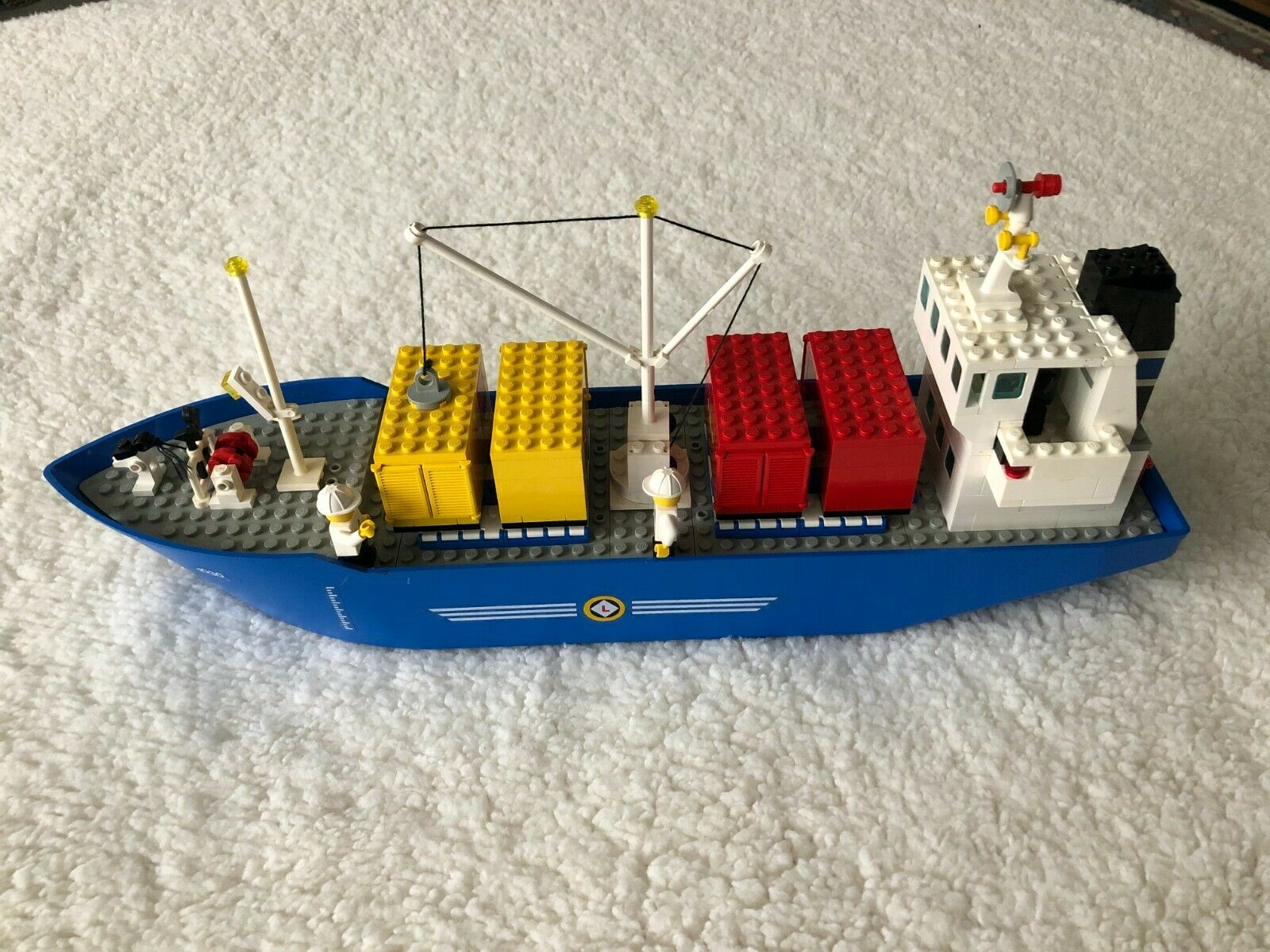 Lego 4030 Cargo Carrier Complete