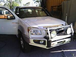 2009 Mazda BT-50 4X4 Freestyle Capalaba Brisbane South East Preview