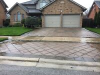 Driveway/patio repairs and installation