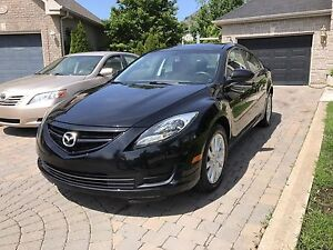 2011 mazda6 GS 6speed fully loaded 4 doors 4 cylinder