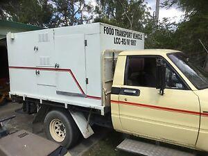 Mobile food van & food run for sale Logan Village Logan Area Preview