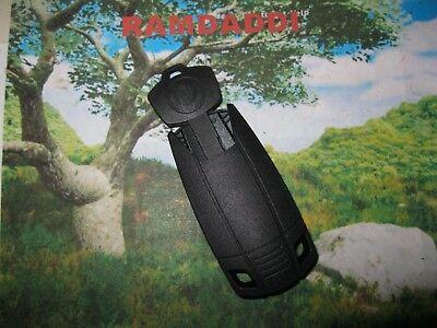 BMW Plastic Emergency Valet Spare Key Holder & Transponder Chip Key