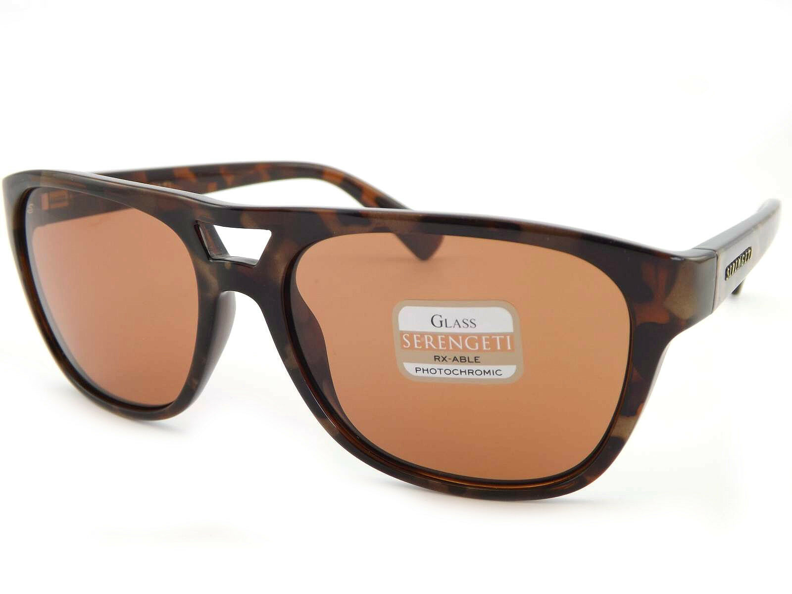 7fda5d8bb0 Details about SERENGETI Photochromic Tommaso Sunglasses Shiny Taupe Tortoise    Drivers 7958