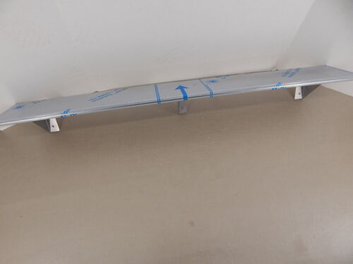 """ASI 5"""" X 36"""" COMMERCIAL BATHROOM SHELF STAINLESS STEEL  10-0692-536"""