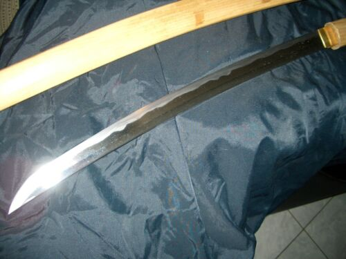 Antique Japanese Samurai Sword in Shirasaya
