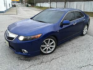 Rare 2013 Acura A-spec 6 Speed Manual