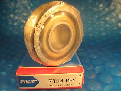 Skf 7304 Bey Angular Contact Ball Bearing 7304bey