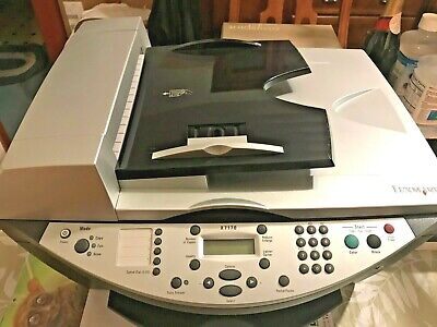 Lexmark X7170 All-In-One Office Business Inkjet  Printer Copier Scan Fax Machine