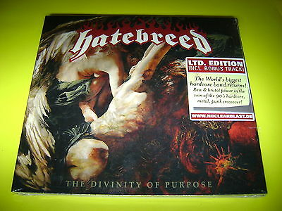 HATEBREED - THE DIVINITY OF PURPOSE | OVP LTD. DIGIPACK <|> eBay Shop 111austria online kaufen