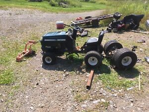 Looking for broke down or barely running lawnmowers