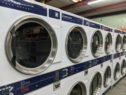 Dexter DL2X30Q 30lb Stack Dryers