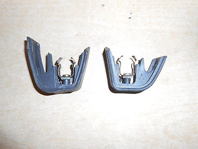 MITSUBISHI GTO  3000GT DASHBOARD CLIPS X 2 FITS ALL YEARS WITH GREY DASH