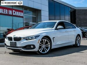 2018 BMW 4 Series Xdrive Gran Coupe|RED LTHR|NAVI|BACKUP CAM