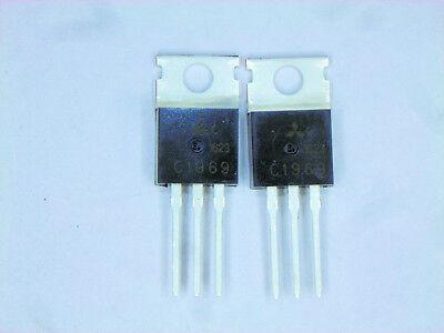 2sc1969 Mitsubishi Rf Transistor 2 Pcs